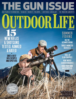 Outdoor Life Jun-Jul 2016