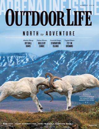 Outdoor Life Aug 2016