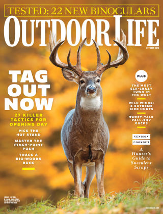 Outdoor Life Oct 2016