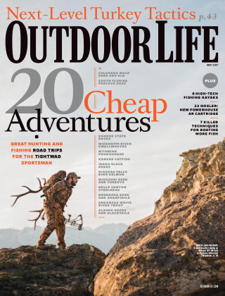 Outdoor Life May 2017