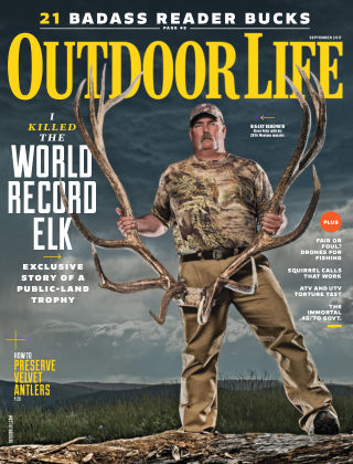 Outdoor Life Sep 2017