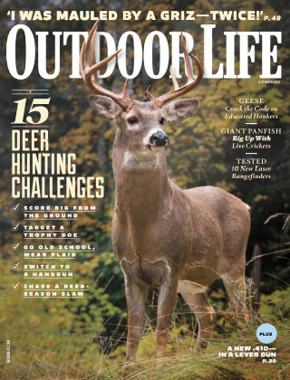 Outdoor Life Oct 2017