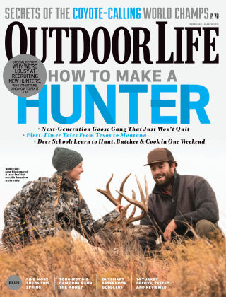 Outdoor Life Feb-Mar 2018