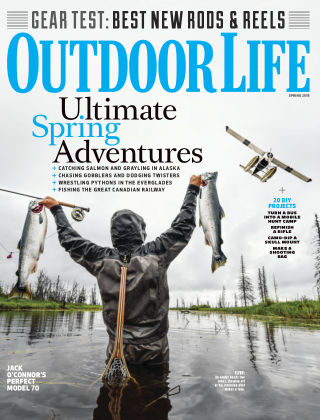 Outdoor Life Spring 2018