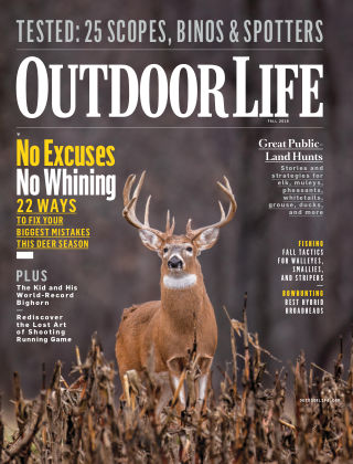 Outdoor Life Fall 2018