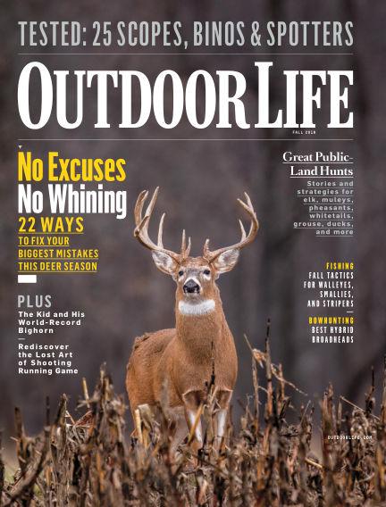 Outdoor Life September 08, 2018 00:00