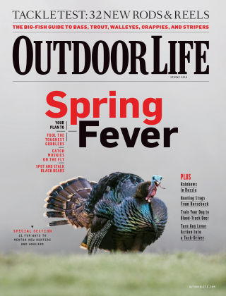 Outdoor Life Spring 2019