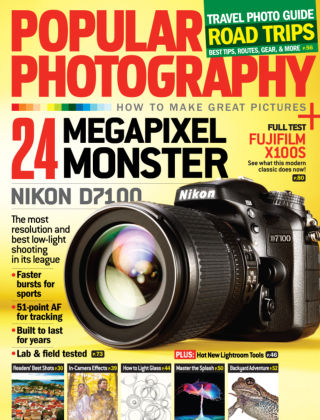 Popular Photography June 2013