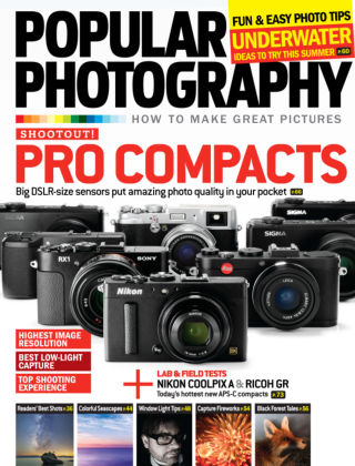 Popular Photography July 2013