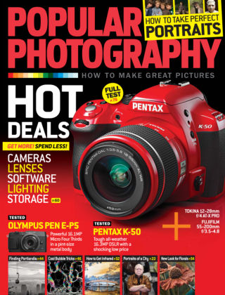 Popular Photography September 2013