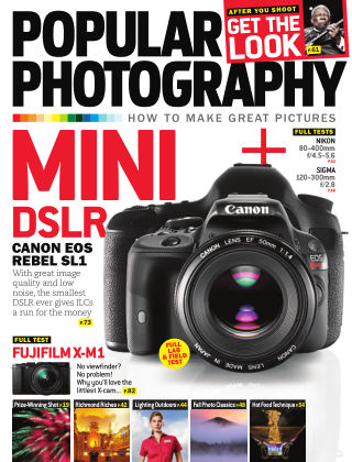 Popular Photography October 2013
