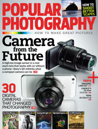 Popular Photography November 2013