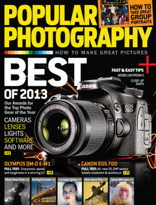 Popular Photography December 2013