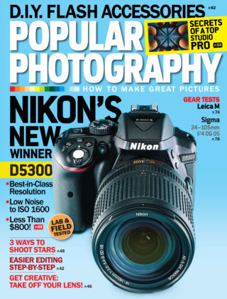 Popular Photography February 2014
