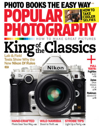 Popular Photography March 2014