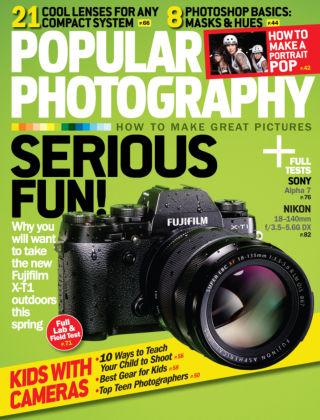 Popular Photography April 2014