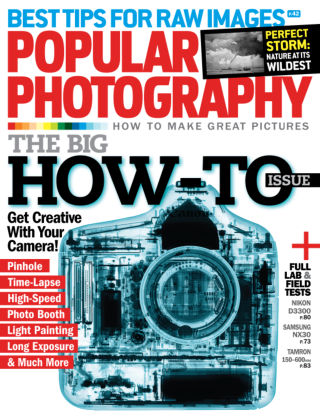 Popular Photography May 2014