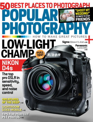 Popular Photography June 2014