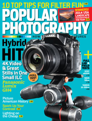 Popular Photography July 2014