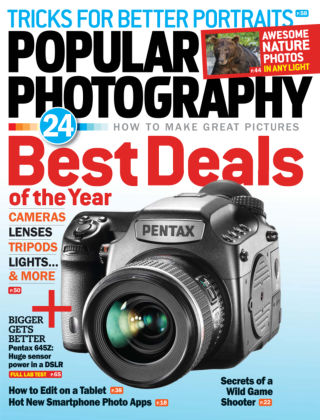 Popular Photography September 2014