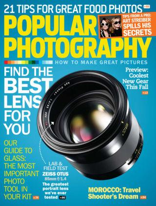 Popular Photography November 2014