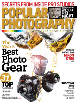 Popular Photography December 2014
