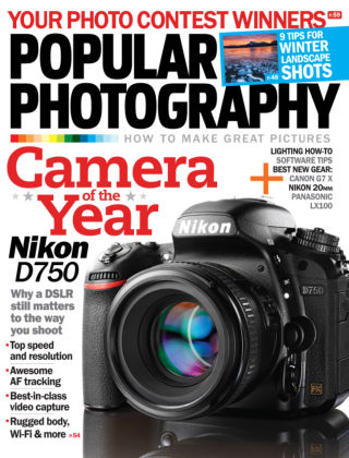 Popular Photography January 2015