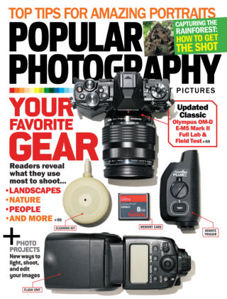 Popular Photography April 2015