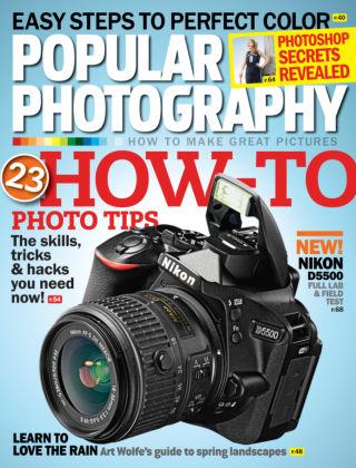 Popular Photography May 2015