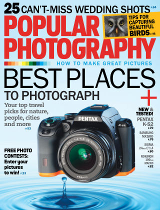Popular Photography June 2015