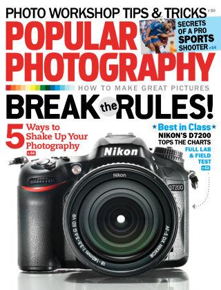 Popular Photography July 2015