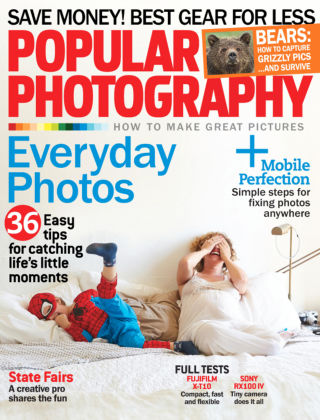 Popular Photography September 2015