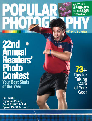 Popular Photography Apr 2016