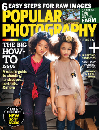Popular Photography May 2016