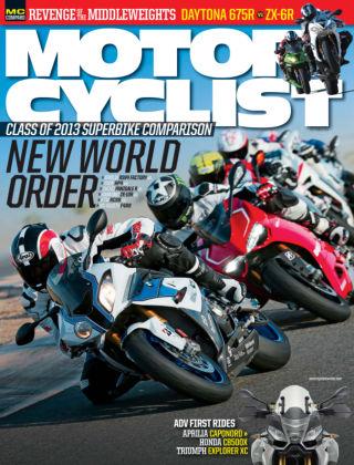 Motorcyclist September 2013