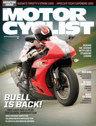 Motorcyclist June 2014