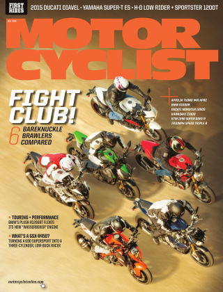 Motorcyclist July 2014