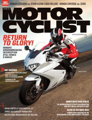 Motorcyclist September 2014