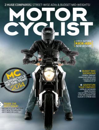 Motorcyclist October 2014