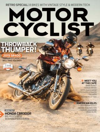 Motorcyclist November 2014