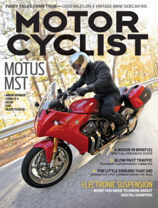Motorcyclist March 2015