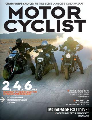 Motorcyclist April 2015