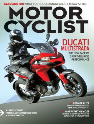 Motorcyclist June 2015