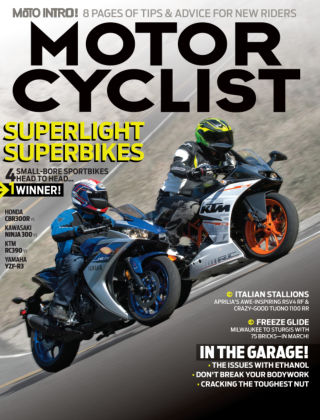Motorcyclist July 2015