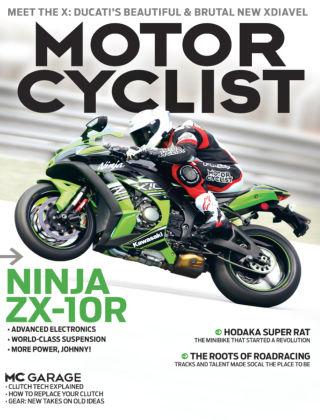 Motorcyclist May 2016