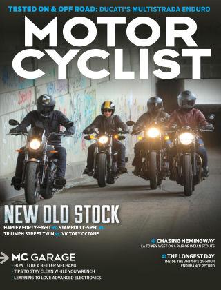 Motorcyclist Jul 2016