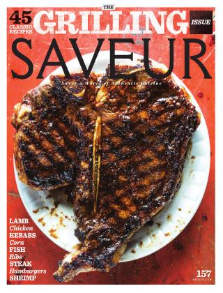 Saveur June 2013