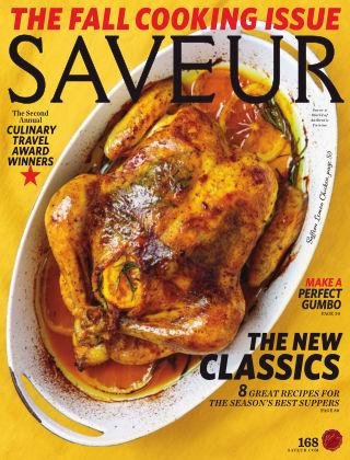 Saveur October 2014