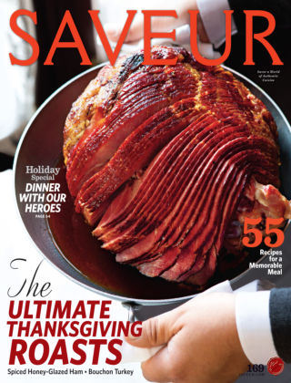 Saveur November 2014