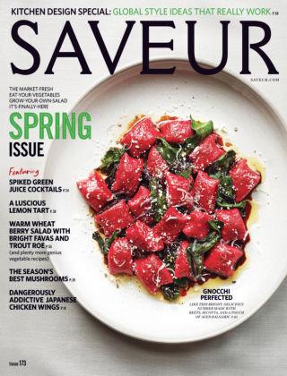 Saveur April 2015